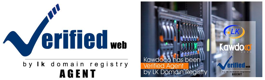 Kawdoco Verified agent by Lk Domain Registry